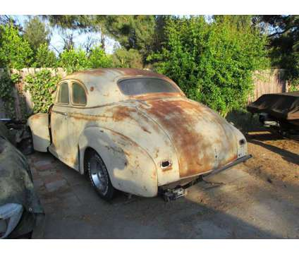1941 Chevy coupe is a 1941 Chevrolet Coupe Classic Car in Northridge CA