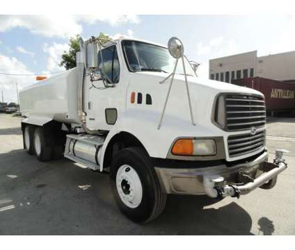 2000 Sterling AT9500 2,500 Gallons Water Truck is a 2000 Thunder Mountain Sterling Tank Truck in Miami FL