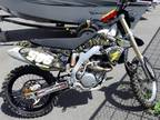 2009 Suzuki RMZ 450 Motorcycle for Sale