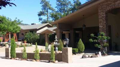 Retreat - Bed and Breakfast - Private Residence - Home Based Business in Pine, A