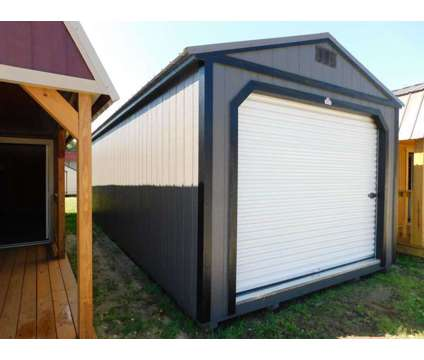 Garage 12x32 is a Lawn, Garden & Patios for Sale in Mansfield GA
