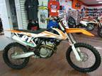 2017 KTM 250 SX-F Motorcycle for Sale