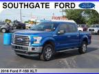 2016 Ford F-150 Blue, 20K miles