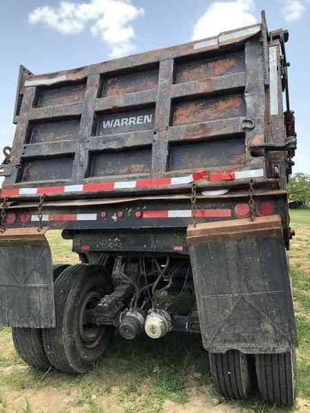 2000 WARREN Trailer