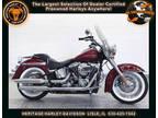 2017 Harley-Davidson® FLSTN - Softail® Deluxe DELUXE