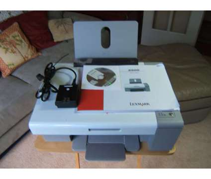 printer Lexmark is a Lexmark Electronics for Sale in Hampstead NC