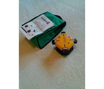 4-Way Laser Level is a Other Home Tools for Sale in Hampstead NC