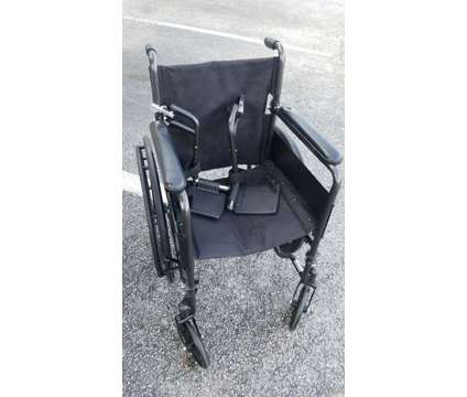 Silver Sport Wheelchair is a Everything Else for Sale in Jacksonville FL
