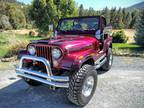 1978 Jeep CJ5 Laredo 5.0 304 AMC V8