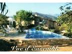 Southern French stoned house with private pool - House