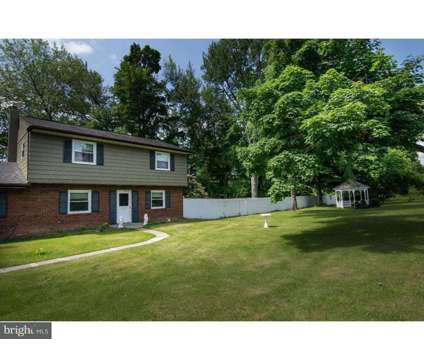 Beautiful Home on One Acre in Newtown Under $400,000 at 115 Stoopville Road in Newtown PA is a Single-Family Home