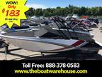 2018 Glastron GTS 205 Mercruiser 250HP Trailer Wake Tower Ext... Boat for Sale