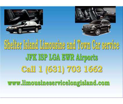 JFK Airport To SHELTER ISLAND LIMO & Car service is a Transportation Services service in Jamaica NY