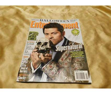 Autographed SUPERNATURAL Photos & Merchandise!!!! Prices Vary is a Collectibles for Sale in Sudbury MA