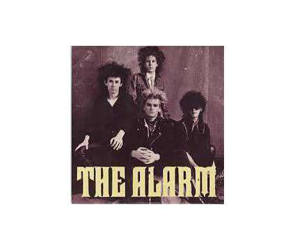 """2 Tickets for SOLD OUT """"THE ALARM"""" Bay Shore - $85 (Bay Shore) FREE VIDEO BELOW is a Concert Ticket on Aug 2 in Bay Shore NY"""