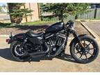 2017 Harley-Davidson XL883N-Sportster-Iron Cruiser in Fort McMurray, AB