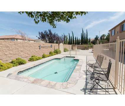 Open House Sun 1-4p 2 Story Estate + Pool - Gated Renaissance Community Palmdale at 40930 Woodshire Dr in Palmdale CA is a Open House