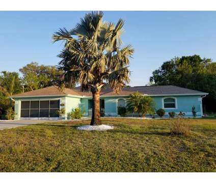3/2/3+ Pool/Spa Home in Beautiful Remote Rotonda West, FL at 451 Sunset Rd N. Rotonda West, Fl 33947 in Rotonda West FL is a Single-Family Home