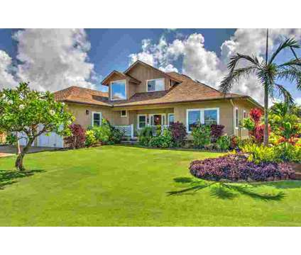 5344 Nakoa St. Koloa Four BR, Spacious floor plan in one of at 5344 Nakoa St in Koloa HI is a Real Estate and Homes