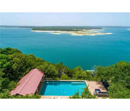 Incredible Lake Travis waterfront estate boasts 3.4 acres of fenced at 3110 Ranch Road 620 in Austin TX is a Real Estate and Homes