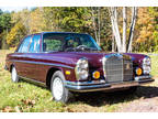 1971 Mercedes-Benz 280SE Red, 103K miles
