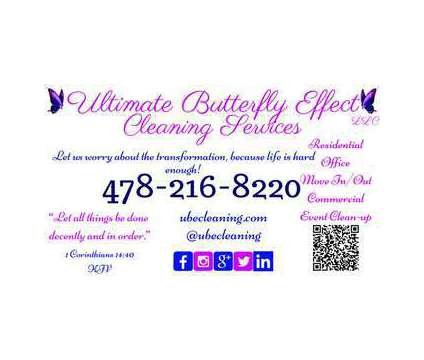 Cleaning services is a Home Cleaning & Maid Services service in Macon GA