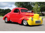 1941 Red Willys Outlaw
