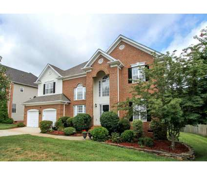 Just Listed Home - Open House 8/9 at 14930 Hawick Manor Lane in Pineville NC is a Open House
