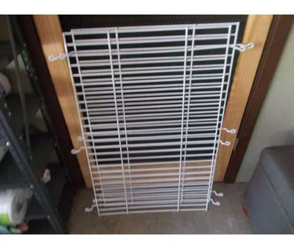 Door Window Security Bars is a White Other Furnitures for Sale in Florence KY