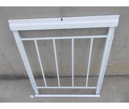 Swinging Security Bars is a White Furniture for Sale in Florence KY