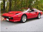1985 Ferrari 308 Red, 35K miles