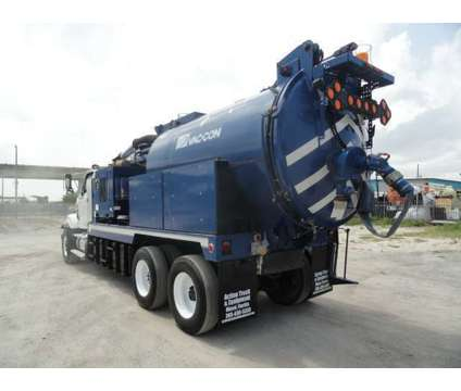 2008 Sterling LT8500 VAC-CON VACUUM/JETTER COMBO is a 2008 Thunder Mountain Sterling Other Commercial Truck in Miami FL