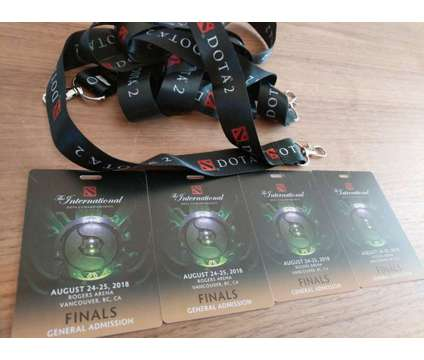 Dota 2 The International TI 8 FINALS is a Other Event in Richmond BC