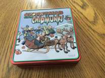 Christmas with the Chipmunks Tin