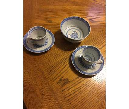 Tea Cups/Cereal/Fruit Bowl is a Collectibles for Sale in Wescosville PA