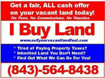 Sell Your Vacant Land Fast