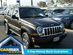 2006 Jeep Liberty Limited Limited 4dr SUV w/ Front Side Curtain Airbags