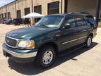 2001 Estate Green Clearcoat Metallic Ford Expedition