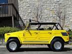 1973 Volkswagen Thing Custom SUV