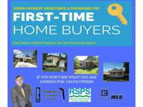 First Time Home Buyers Opportunity