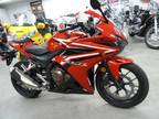 2017 Honda CBR500R Motorcycle for Sale