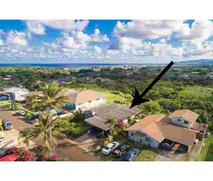 5193 Apelila St Kapaa Four BR, ROCKIN' RENTAL! New roof. at 5193 Apelila St in Kapaa HI is a Real Estate and Homes