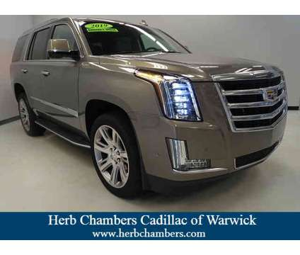 New 2019 Cadillac Escalade SUV is a Tan 2019 Cadillac Escalade Luxury Car for Sale in Warwick RI