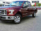 2016 Brown Ford F-150