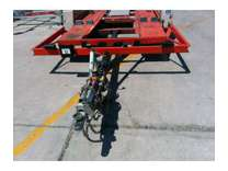 Tandem Axle Trailer Easy to Convert to Single Car Hauleronly