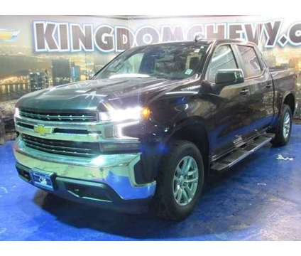 2019 Chevrolet Silverado 1500 LT is a Black 2019 Chevrolet Silverado 1500 LT Car for Sale in Chicago IL