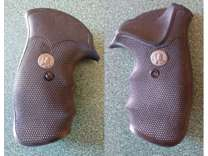 Pachmayr Rubber Grips for S&W N-Frame