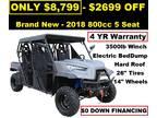 2018 Dominator X4 800 - 5 Passenger Utv - $2699 off Msrp