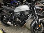 2018 Yamaha XSR 700 DEMO Motorcycle for Sale