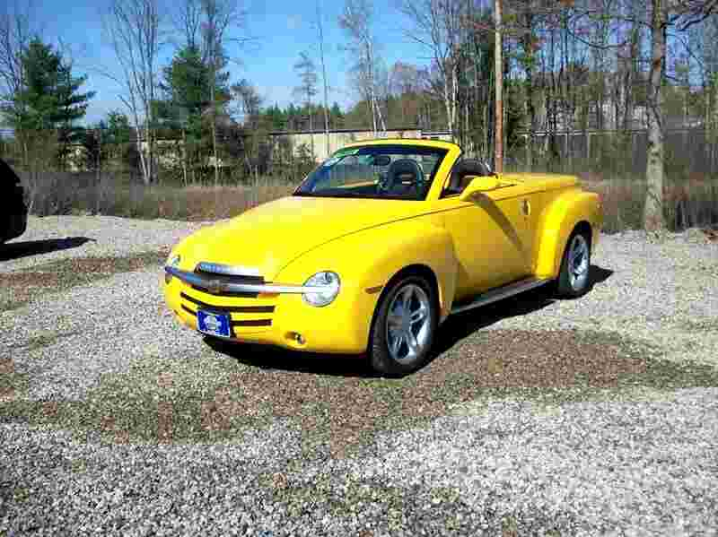 Chevrolet SSR 2004 Chevrolet/SSR/1GCES14P74B109529